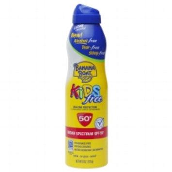 Banana Boat Kids Max Protect & Play Continuous Spray Sunscreen, SPF 100