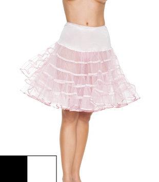 Leg Avenue LA83043PINK Adult Knee Length Petticoat Size Pink