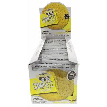 Lenny & Larry's All-Natural Complete Cookie Lemon Poppyseed 12 per Box - 4 Oz (113 g)