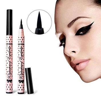 Tenworld 1PC Eyeliner Pen Makeup Cosmetic Black Ink Liquid Eye Liner Pencil Make Up Tool