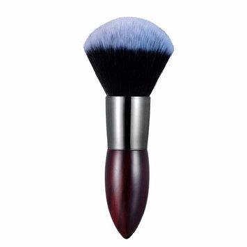 BBL Luxury Foundation Makeup Brush, Premium Synthetic Cosmetic Brush, Blending Powder Bronzer Concealer Buffing Contouring Natural Dense Bristles Large Professional Face Brush [Single kabuki Brush]