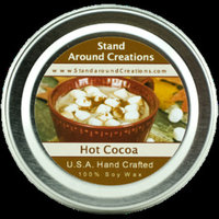 Stand Around Creations HOT COCOA TIN 2-OZ.