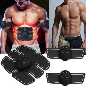 Muscle Toner Abdominal Toning Belt Waist Trimmer Smart Fitness Body Gym Workout CEAER
