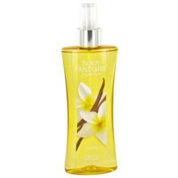 Body Fantasies Signature Vanilla Fantasy by Parfums De Coeur Body Spray 8 oz Women