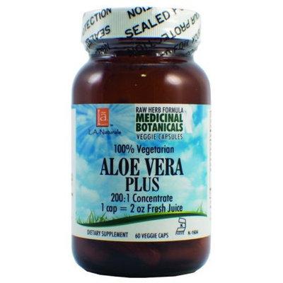 L A Naturals Aloe Vera Raw Formula 90 VGC