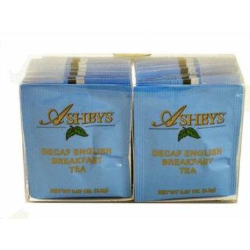 Ashbys English Breakfast Decaf Tea Bags, 20 Count Box