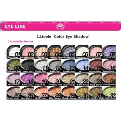 Lioele Color Eyeshadow #25 brown violet