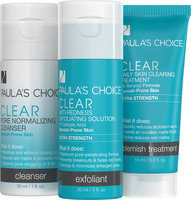 Paula's Choice CLEAR Extra Strength Travel Kit