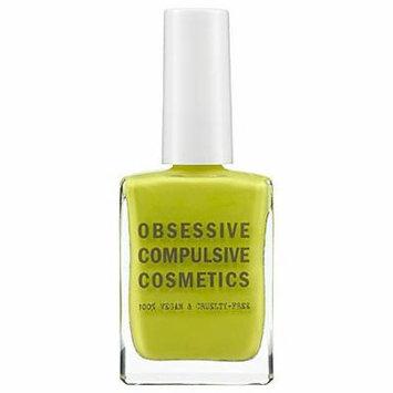 Obsessive Compulsive Cosmetics Nail Lacquer Wasabi 0.5 oz by OCC