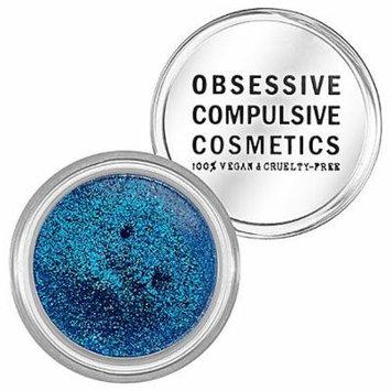 Obsessive Compulsive Cosmetics Face & Body Cosmetic Glitter, Blue, 0.08 Ounce