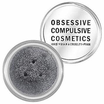 Obsessive Compulsive Cosmetics Face & Body Cosmetic Glitter, Slate, 0.08 Ounce
