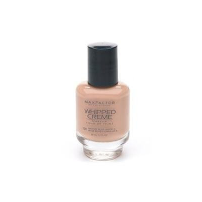 Max Factor Whipped Creme Makeup Foundation 1.2oz/35ml Classic Formula Pictured , #329 Medium Beige (Warm 3)