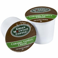 Green Mountain Coffee Caramel Drizzles of Sweet, Buttery Caramel and Brown Sugar with Swirls of Vanilla Cream 96 K-Cups for Keurig Brewers