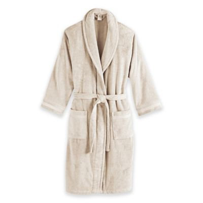 Frette at Home Unisex Milano Terry Bathrobe