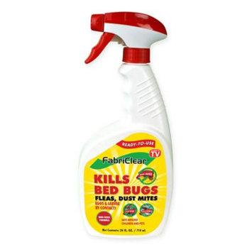 Fabriclear 22 oz. Bed Bug Spray