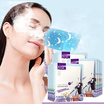 Baomabao Lavender Effective Relieve Eye Fatigue Steam Hot Warm Eye Mask Eye Goggles