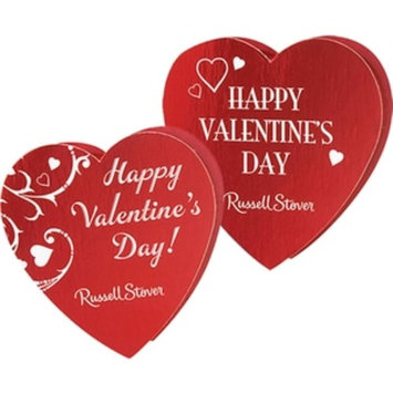 Russell Stover Assorted Red Foil Heart, 1.75 OZ