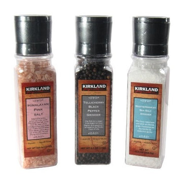 Kirkland Signature 2 Salts and a Pepper