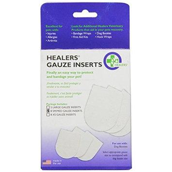 HEALERS Bandages - Medium/Small (8 Pads)