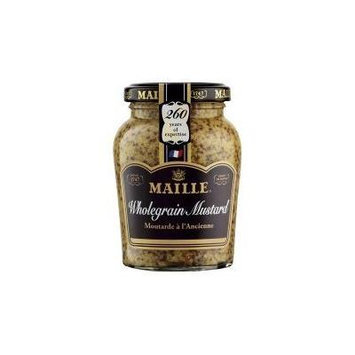 Maille Wholegrain Mustard 13.4 oz (Pack of 3)