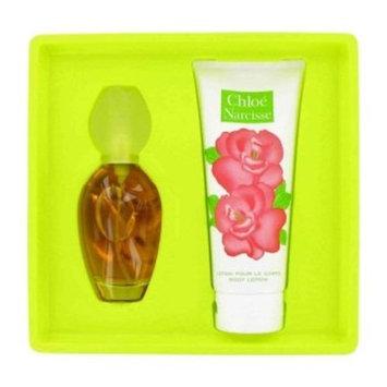 NARCISSE by Chloe Gift Set -- 3.4 oz Eau De Toilette Spray + 6.8 oz Body Lotion for Women