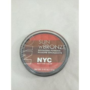 BRONZING POWDER #002 by NYC SUN 'n' BRONZE (PACK OF 2) by N.Y.C.
