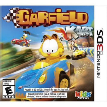 Square Enix Garfield Kart (Nintendo 3DS) - Pre-Owned