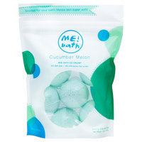 Me Bath Cucumber Melon Mini Bath Ice Cream Bath Soak 12 oz