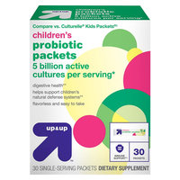 up & up Children's Probiotic Packets - 30 Count