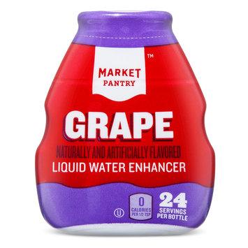 Market Pantry Liquid Water Enhancer Grape 1.62oz