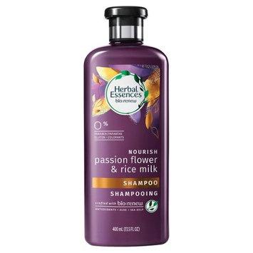Herbal Essences Bio: Renew Nourishing Shampoo Passion Flower & Rice Milk 13.5 oz.(pack of 12)