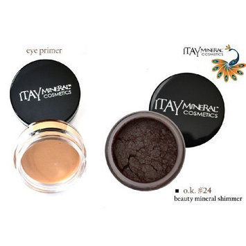 ITAY Beauty Mineral Eye Primer+ 100% Natural Eye Shadow Color #24