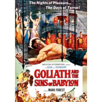 Fye Goliath & the Sins of Babylon DVD