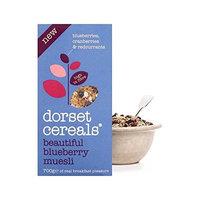 Dorset Cereals Beautiful Blueberry Muesli 700g - Pack of 6