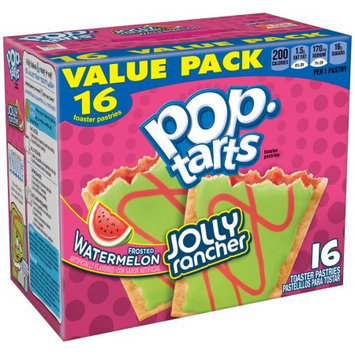 Kellogg Sales Co Kellogg Pop-tarts Jolly Rancher Watermelon 16ct