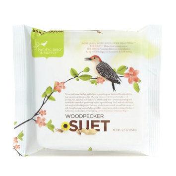 Pacific Bird & Supply Co Inc 2 Packs WOODPECKER SUET CAKE