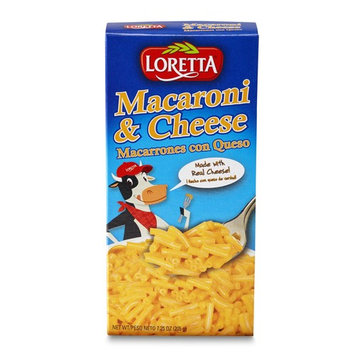 Loretta Macaroni & Cheese