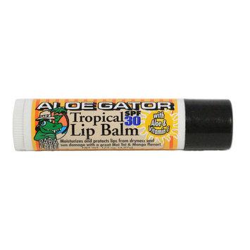 Aloe Gator SPF 30 Moisturizing Lip Balm, Lemon Lime