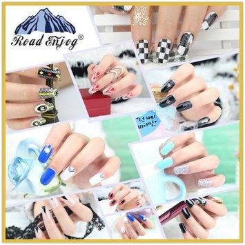 Nail Stickers, Nail Art Tips Stickers False Nail Design Manicure Decals Nail Art Water Nail Art Decal/Tattoo/Sticker nail art decoration [Series 001]