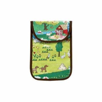 Barnyard Diaper Clutch by AMPM Kids - 82001