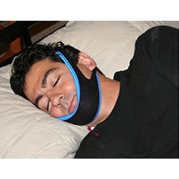 My Snoring Solution Anti Snoring Chin Strap Supporter Stop Snoring Sleep Aid Devices