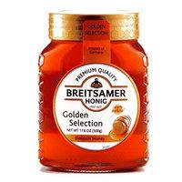 Breitsamer Golden Honey 17.6 oz each (6 Items Per Order)