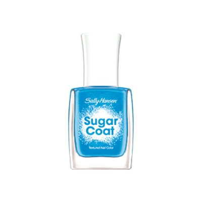 SALLY HANSEN SUGAR COAT TEXTURED NAIL COLOR #500 RAZZLEBERRY