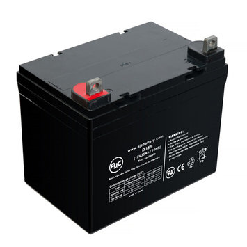 Chauffeur Mobility Viva Power heavy duty mini models 12V 35Ah Battery - This is an AJC Brand® Replacement