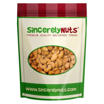 Sincerely Nuts Cashews, Honey Roasted, 3 lb