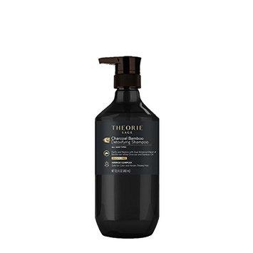 Charcoal Bamboo Detoxifying Shampoo
