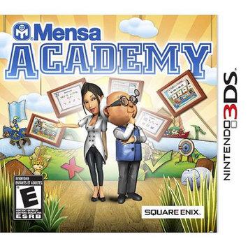 Maximum American Mensa Academy Video Game for Nintendo 3DS