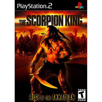Universal Scorpion King: Rise of Akkadian