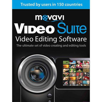 Golden Software Inc Dba Movavi Movavi Video Suite 14 Personal (Digital Code)