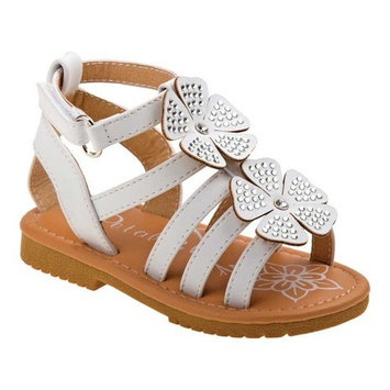 Infant Girls' P13037S Strappy Sandal